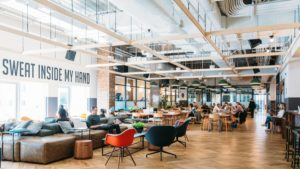 boost workplace productivity with office design